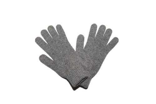 ženske rukavice tamno sive