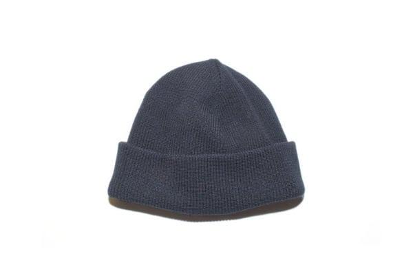 Kapa s flisom 210 modro plava