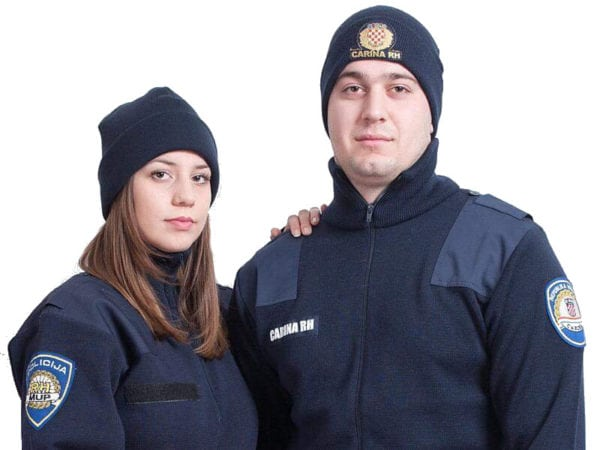 Policijske i carinske uniforme
