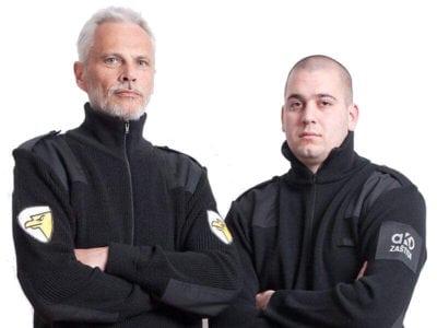 radna odjeća za zaštitarske tvrtke