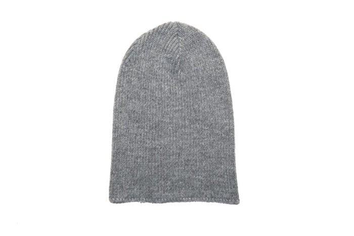 siva muška kapa fang 255